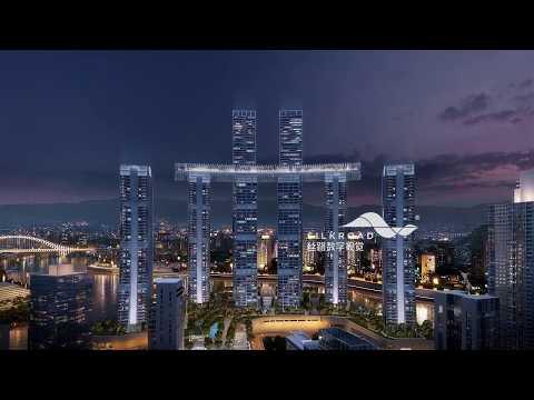 Raffles City Chongqing, China – Silkroad CG Animation