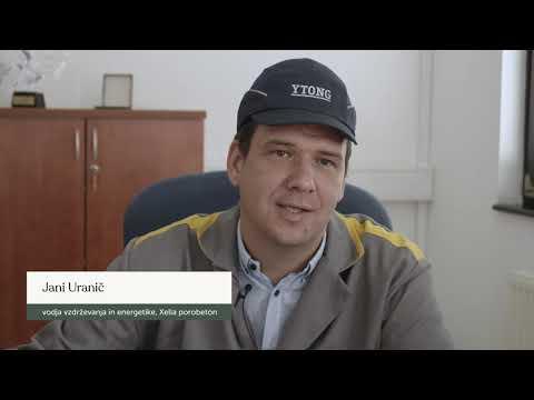 Sistem izboljšav učinkovitosti v podjetju Xella porobeton