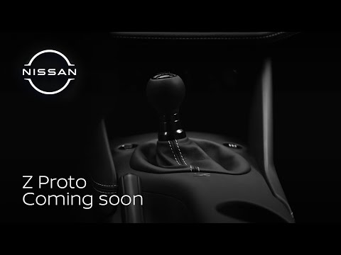 Hear the Nissan Z Proto roar