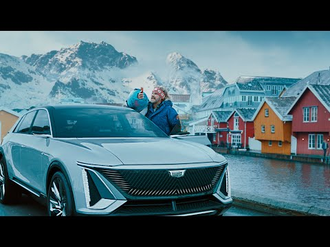 Cadillac Lyriq And GMC Hummer EV Star In GM's Super Bowl Ad