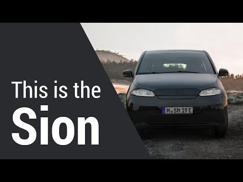 The Sion – More Than a Car   Sono Motors