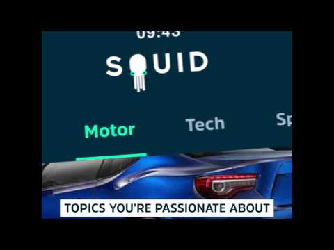 SQUID App UK