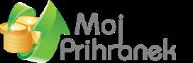 MojPrihranek.si logo