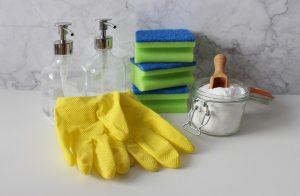 čiščenje doma