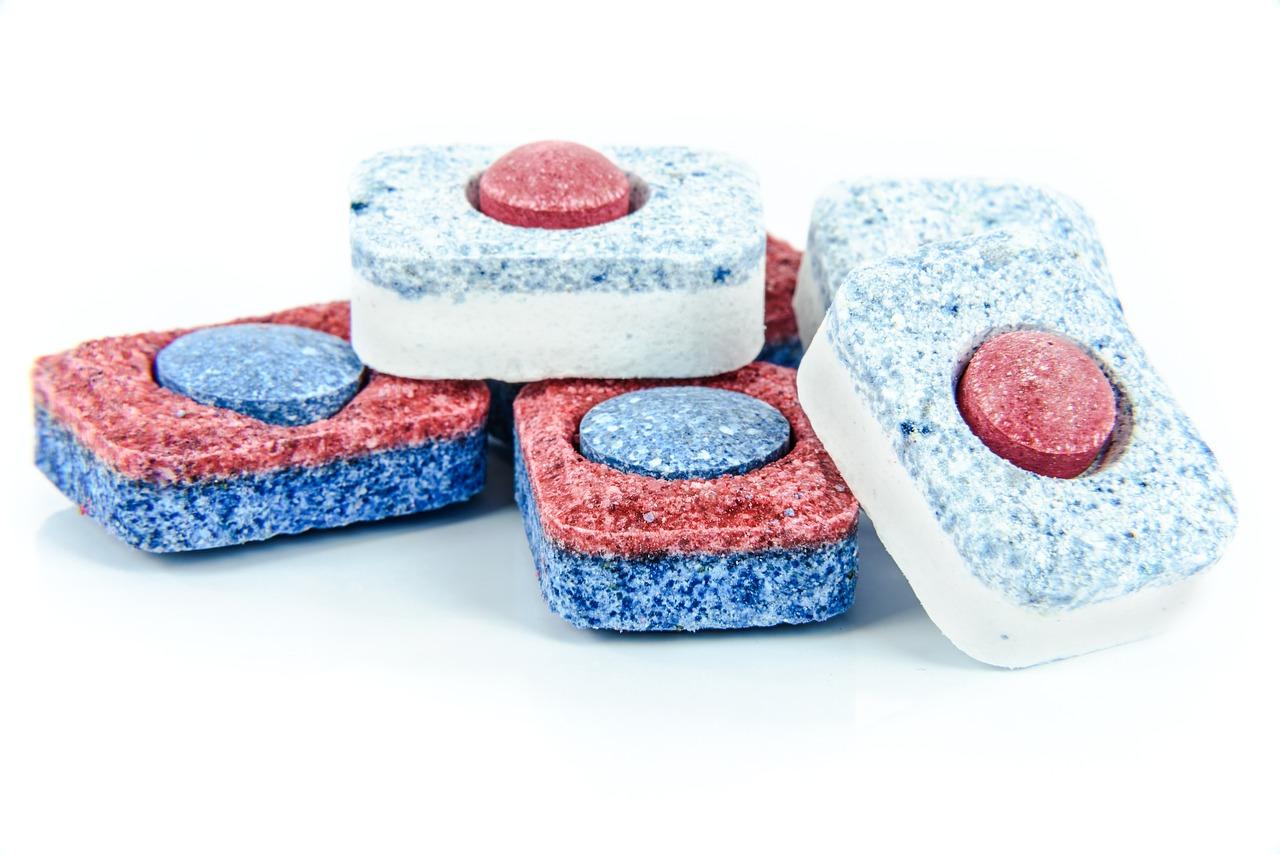 Tabletke za pomivanje posode