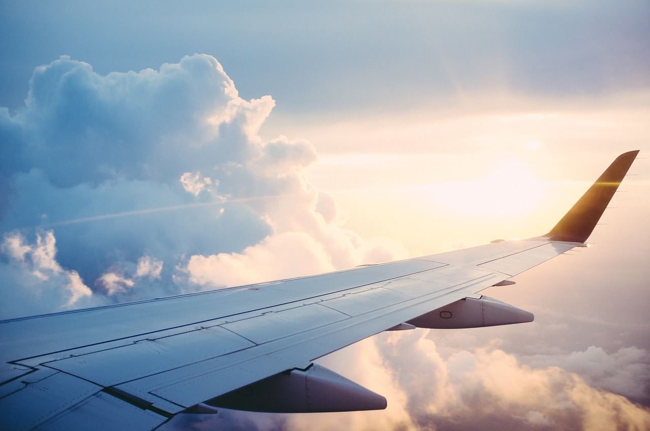 potovanje z letalom