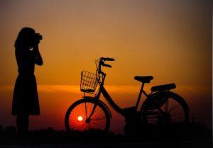 potovanje s kolesom