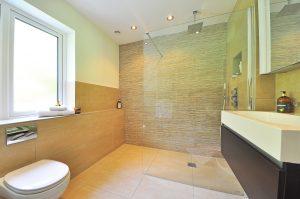 kopalnica s prho