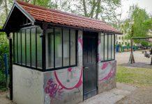 stranišče v Zagrebu