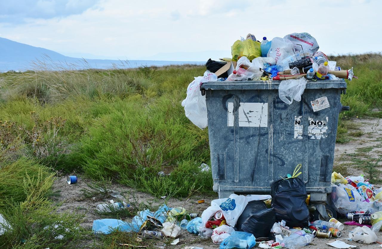 Odpadna plastika