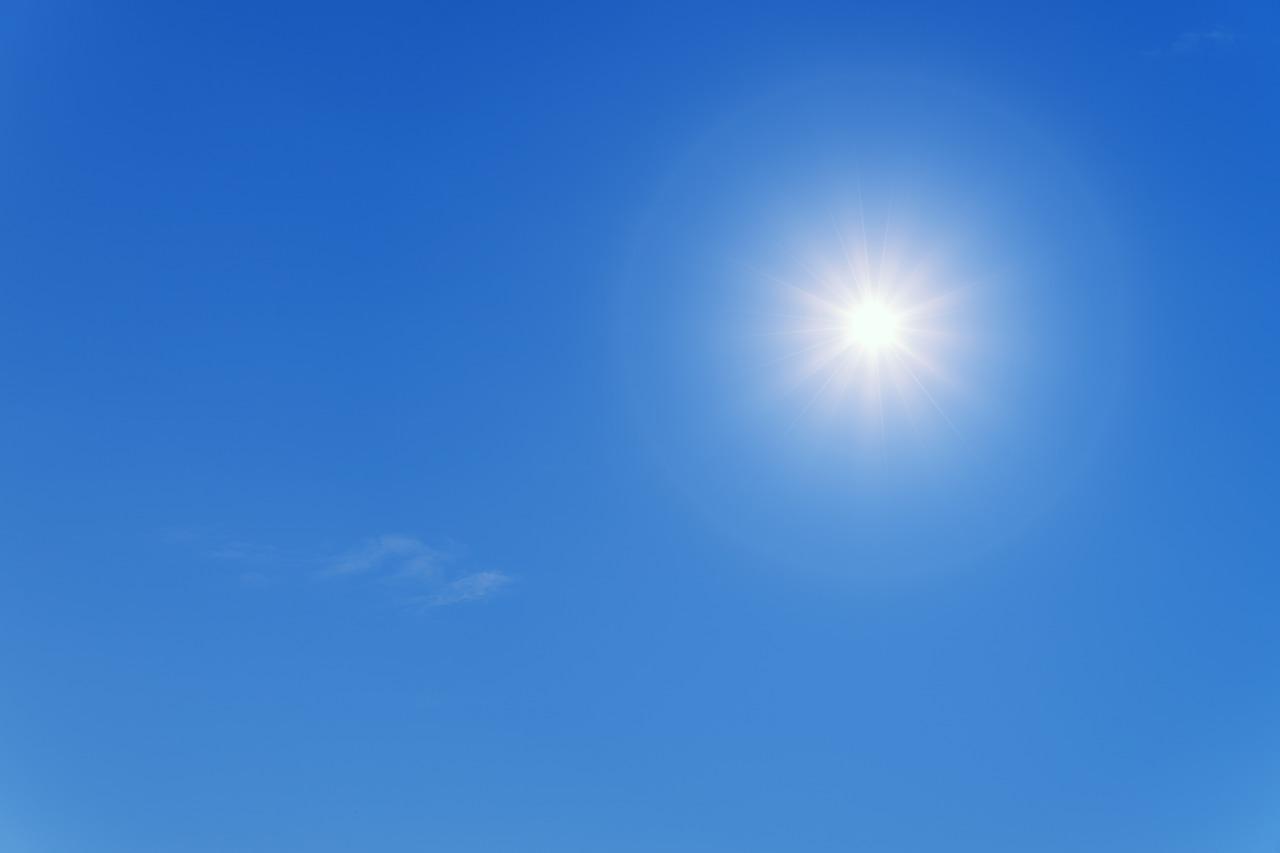 Vroče sonce
