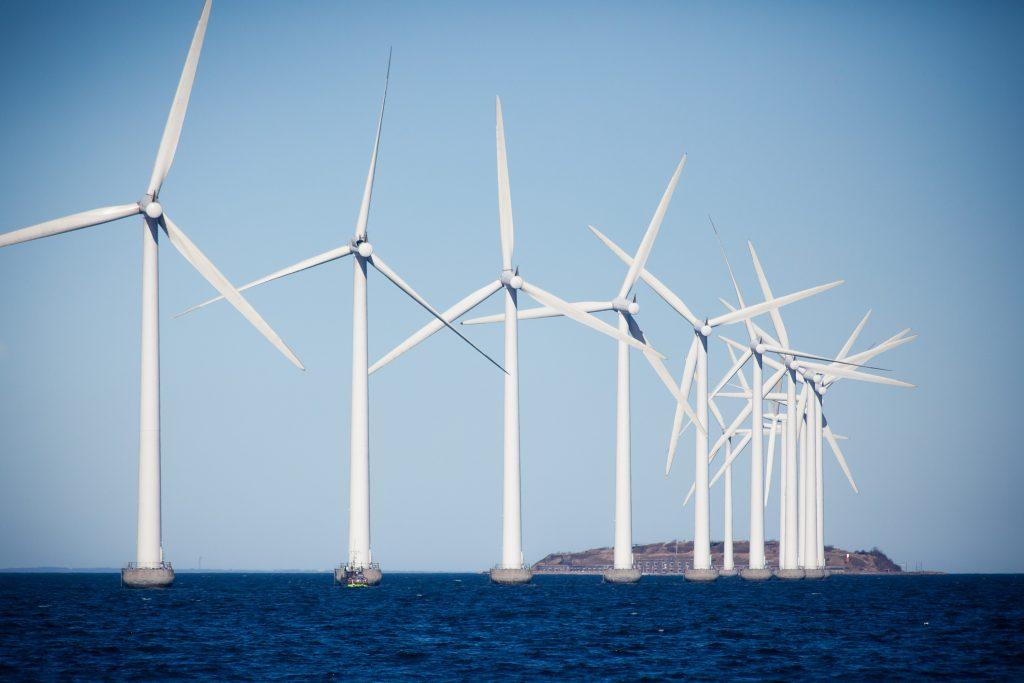 Danska pridobiva energijo iz vetra