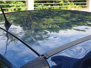 premoženjska škoda na avtomobilu kot posledica toče