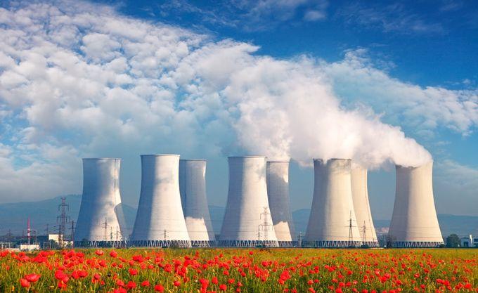 Francija se zanaša na jedersko energijo