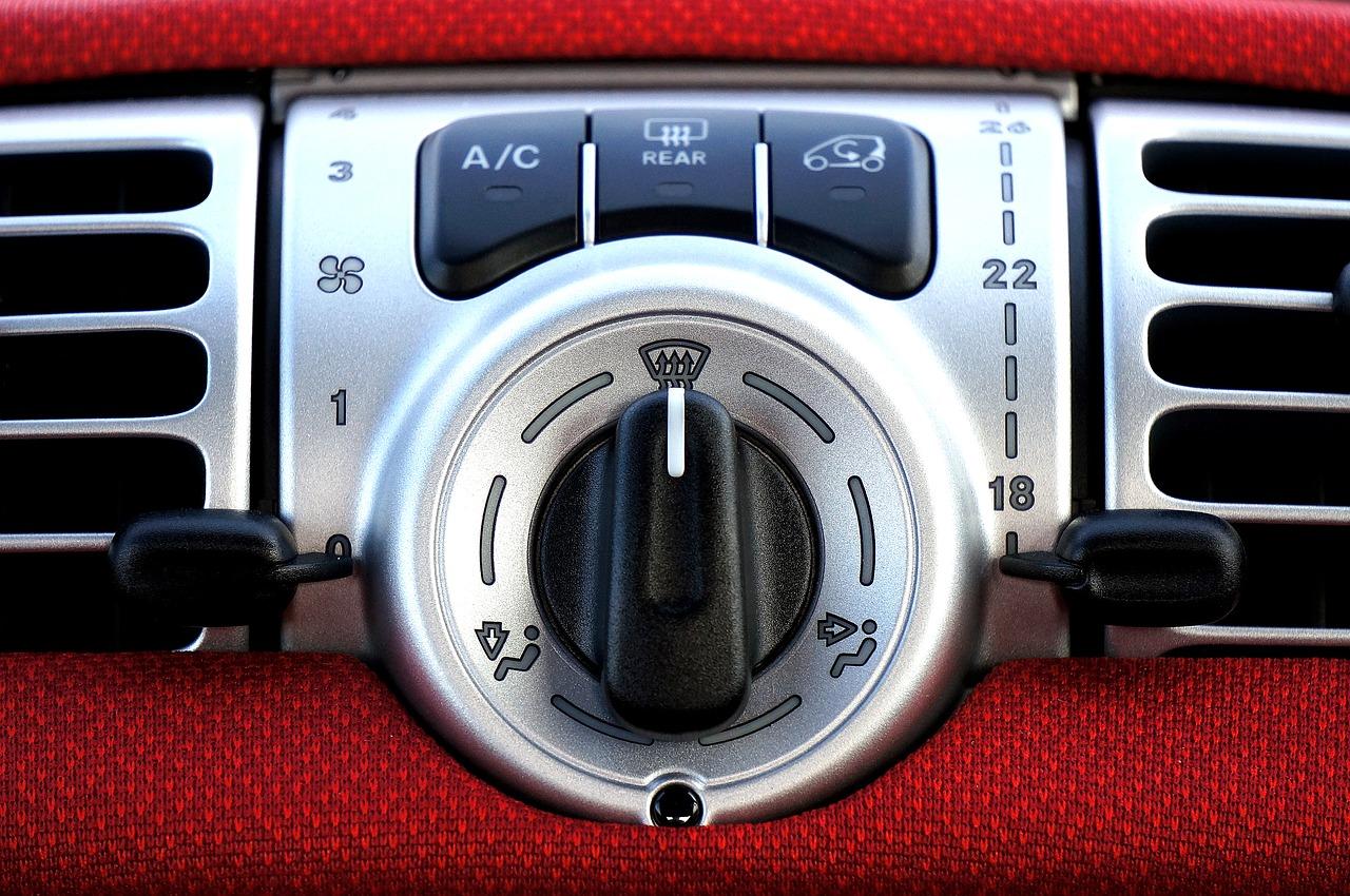 Klimatska naprava v avtomobilu
