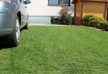 Ecoraster parkiran avto