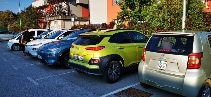 Električna vozila so premični hranilniki energije