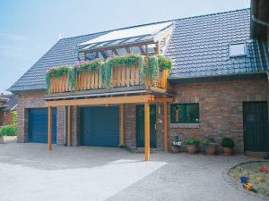 Uspešno sanirana strma streha