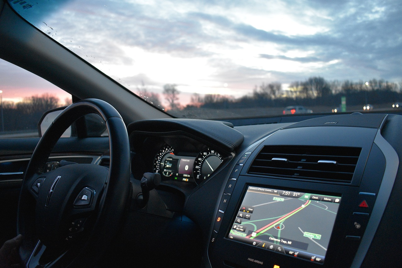 Avtomobilska tehnologija 5G