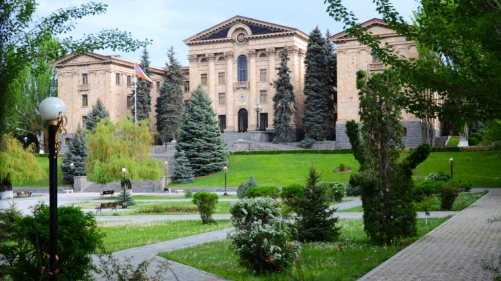 Armenski parlament