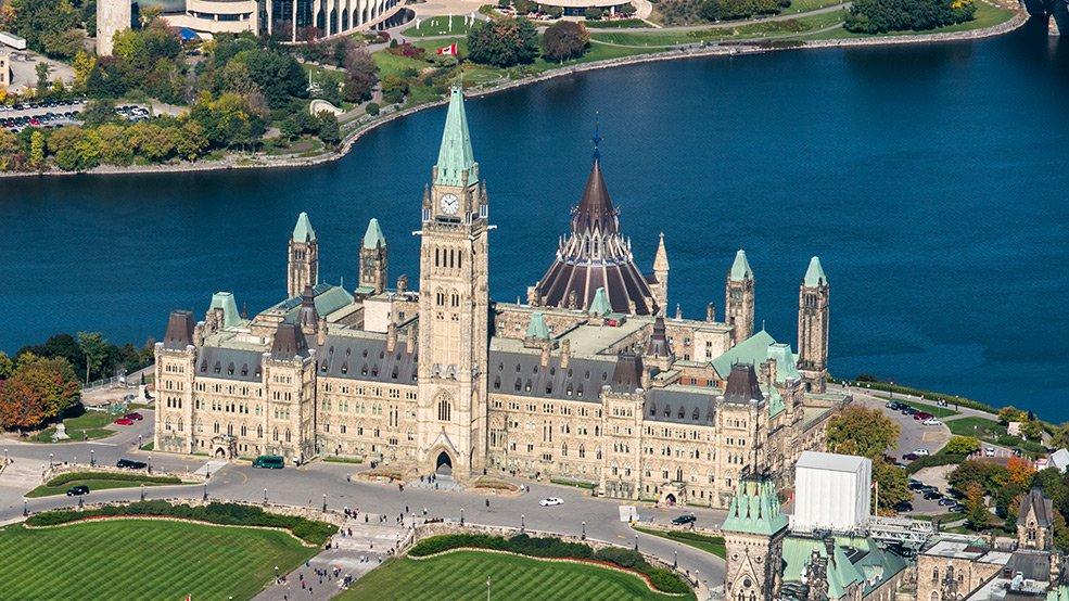 Kanadski parlament