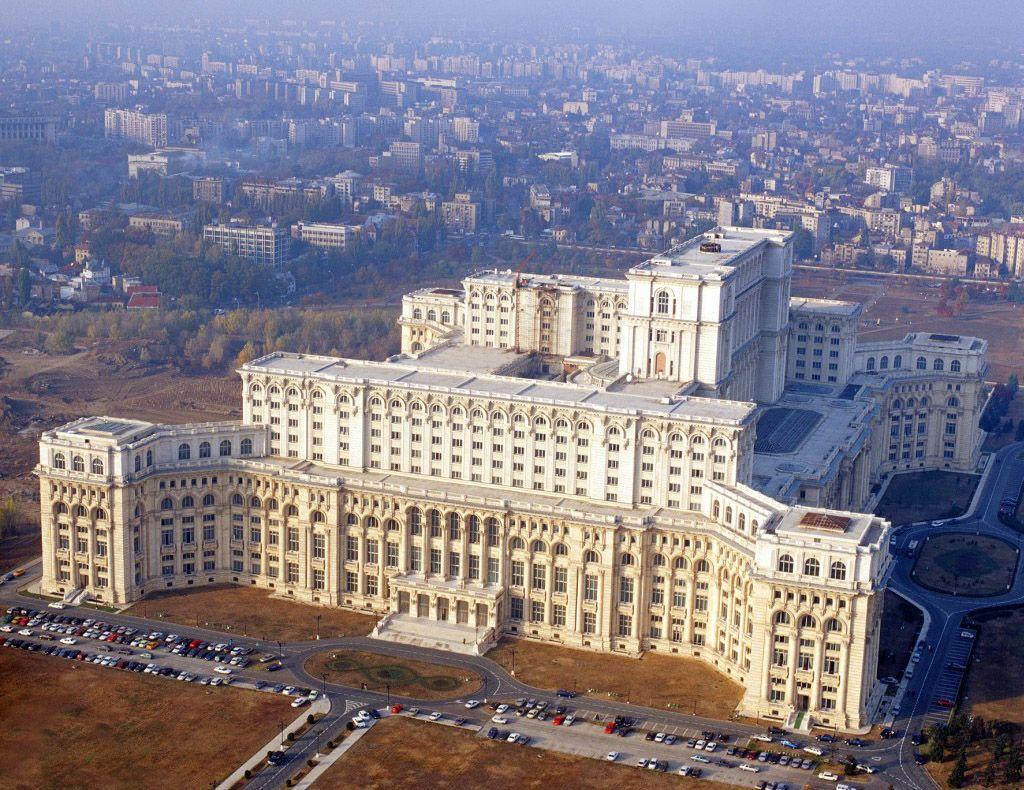 Romunski parlament