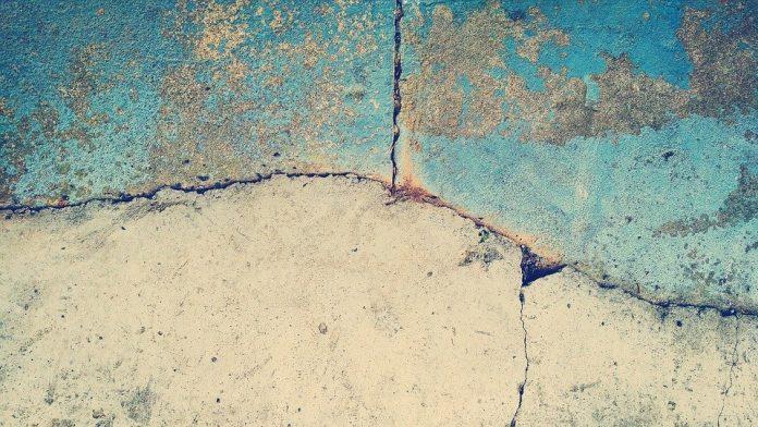 Razpoke v betonu