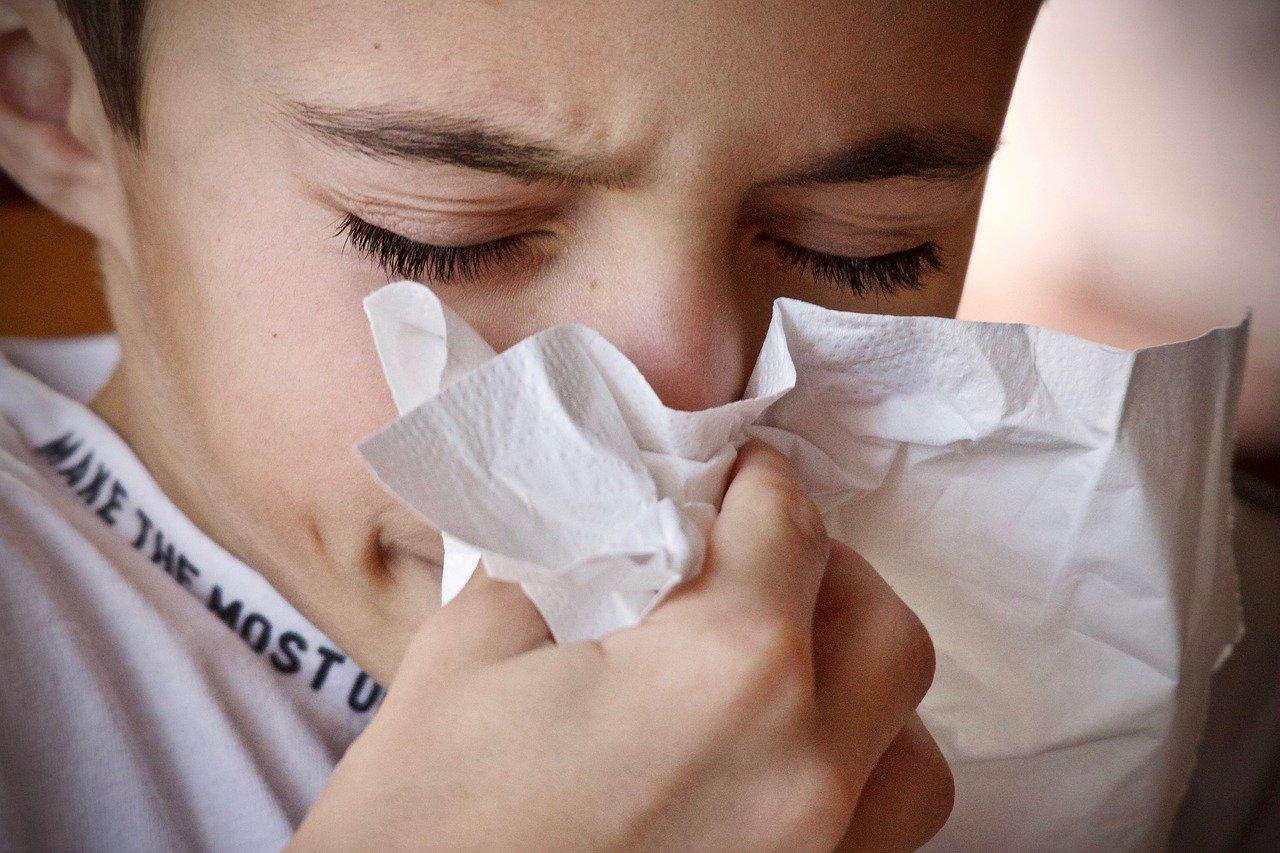 Seneni nahod in alergija