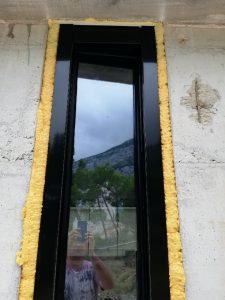 MCA - ALU okna