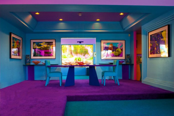 hiša barve dom