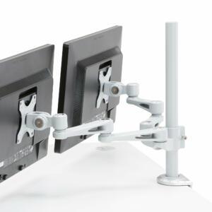 roka za dva monitorja