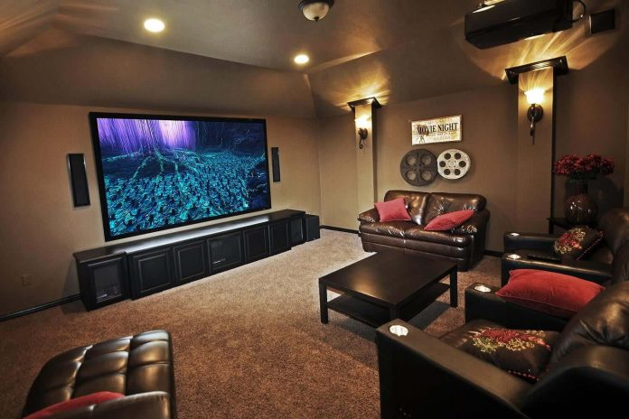 Ambient kinodvorane