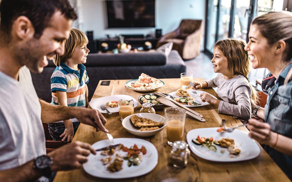 Družinski obrok