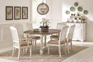 Ovalna miza