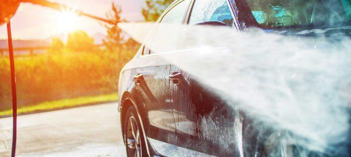 Pranje avtomobila na eko način