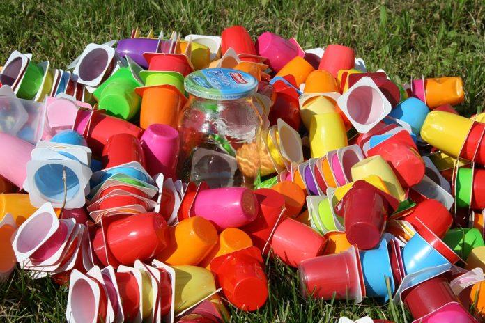 Plastični odpadki