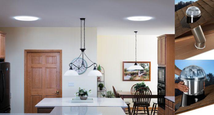 Solatube sistemi so primerni za vse notranje prostore, paleta elegantnih stropnih razpršilnikov pa vam omogoča pestro izbiro odličnih oblik in ustvarjalnih možnosti v interierjih