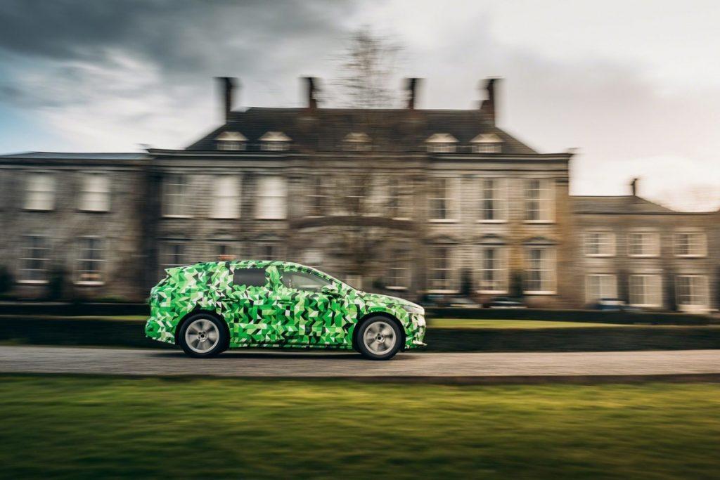 Škoda Enyaq iV 2020
