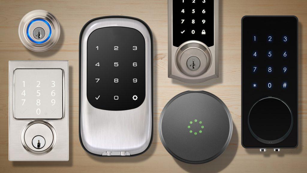 Izbira pametnih ključavnic