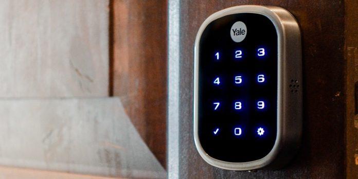 Ključavnica s kodnim zaklepanjem