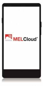 Upravljanje v oblaku MELCloud.