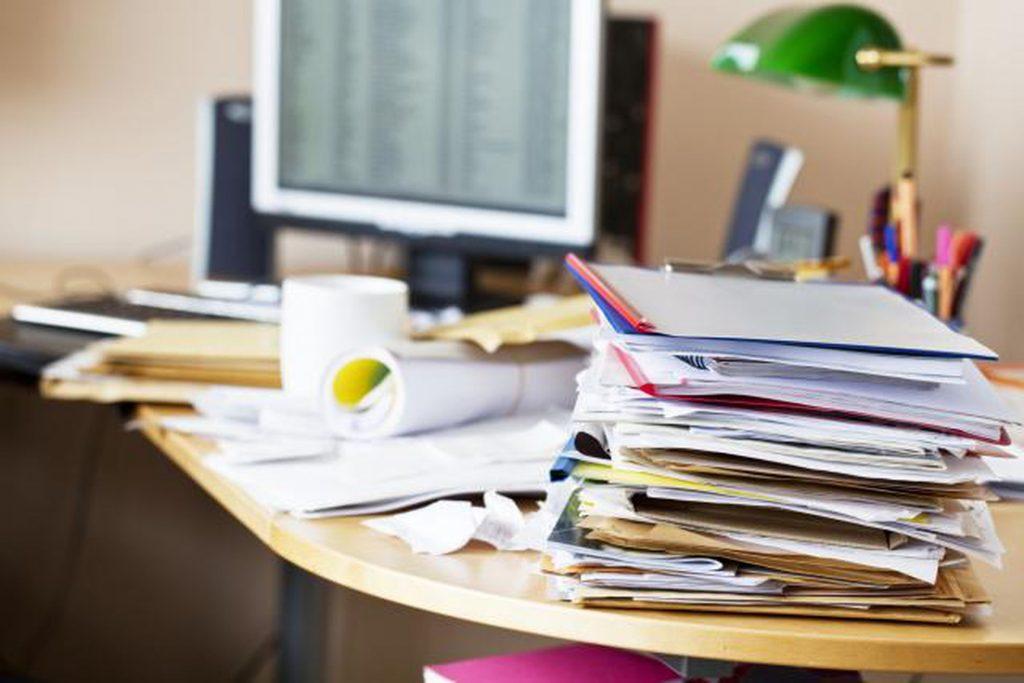 Urejenost dokumentov