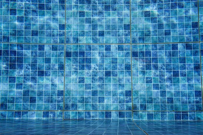 Ploščice v bazenu