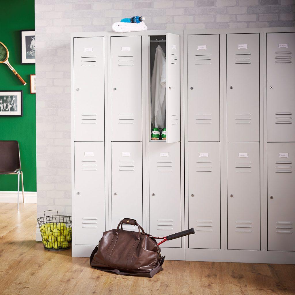 Garderobne omare v tenis klubu