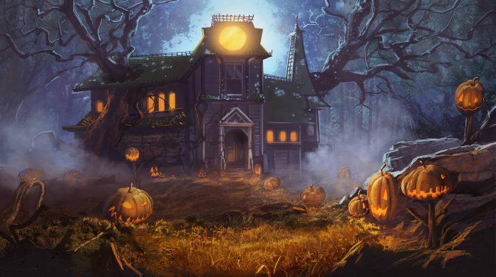 Hiša za Noč čarovnic