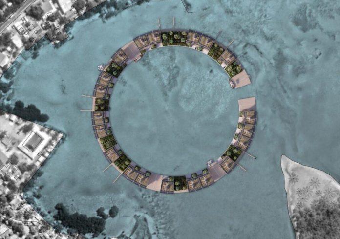 Plavajoče hiše