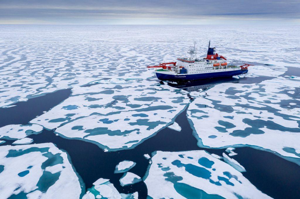 Polarstern, ledolomilec odprave MOSAIC