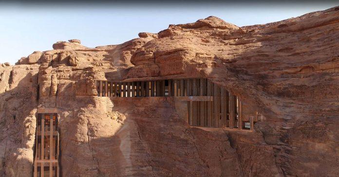 Arhitekt Jean Nouvel bo v skalo vzidal luksuzno letovišče