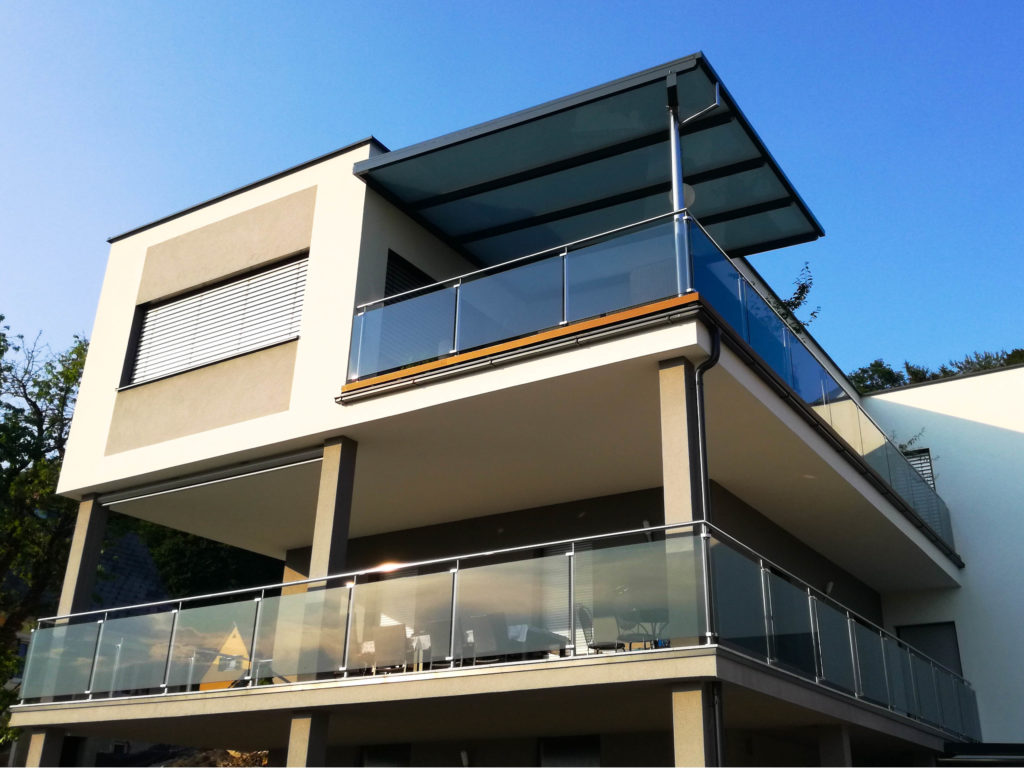 Balkonski nadstrešek Niros