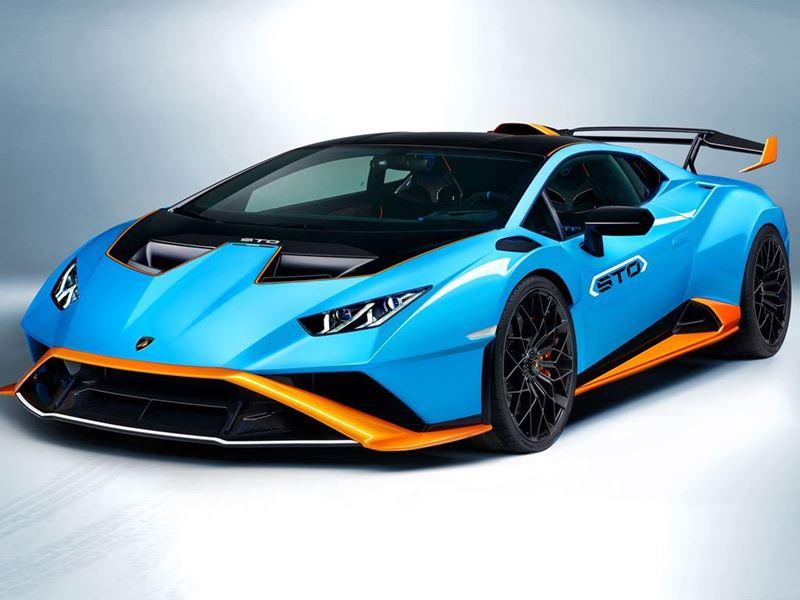 Novi Lamborghini Huracan STO